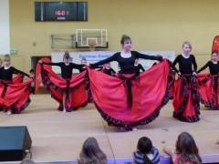 Vorbereitungen für die Bernau Dance Competition 2015