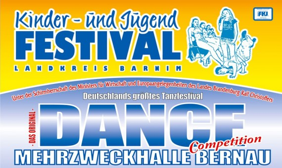 Dance Competition Bernau vom 21.-23.02.2020