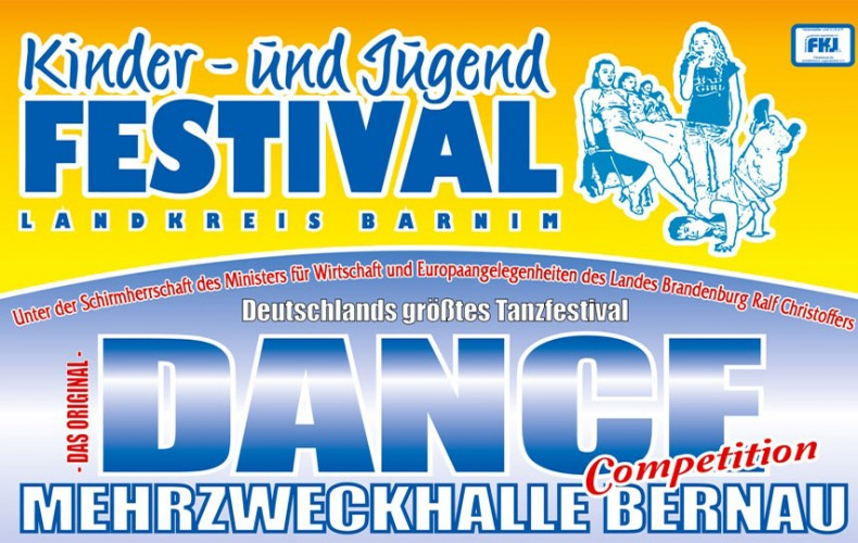 Dance Competition 2018 vom 16.-18.02.2018 – Barnimer Kinder- und Jugendfestival