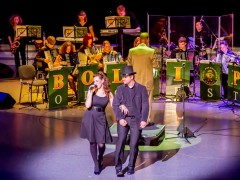 Bolli-Pop Orchester beim Festival-Finale Eberswalde