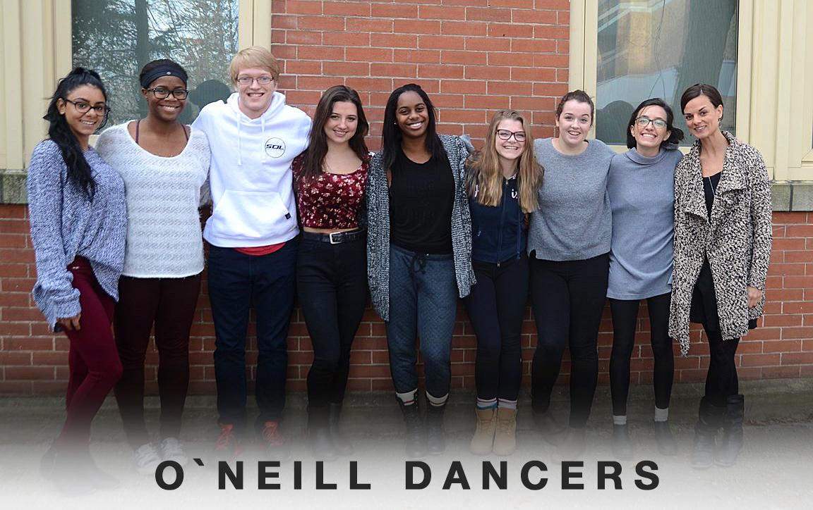 O'Neill Dancers Kanada