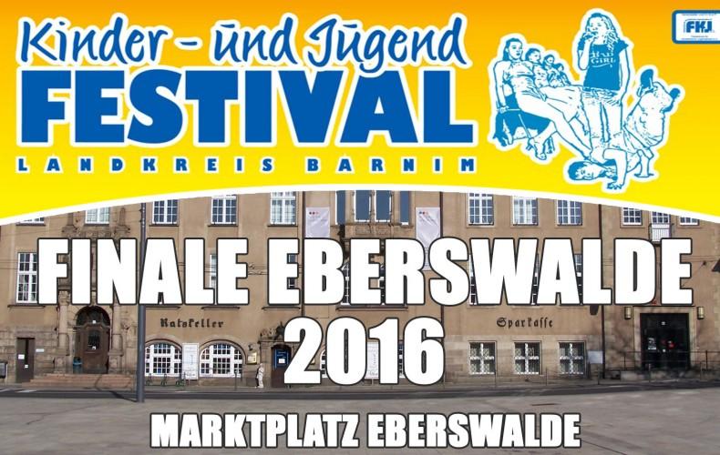 Finale Eberswalde am 28. und 29.05.2016