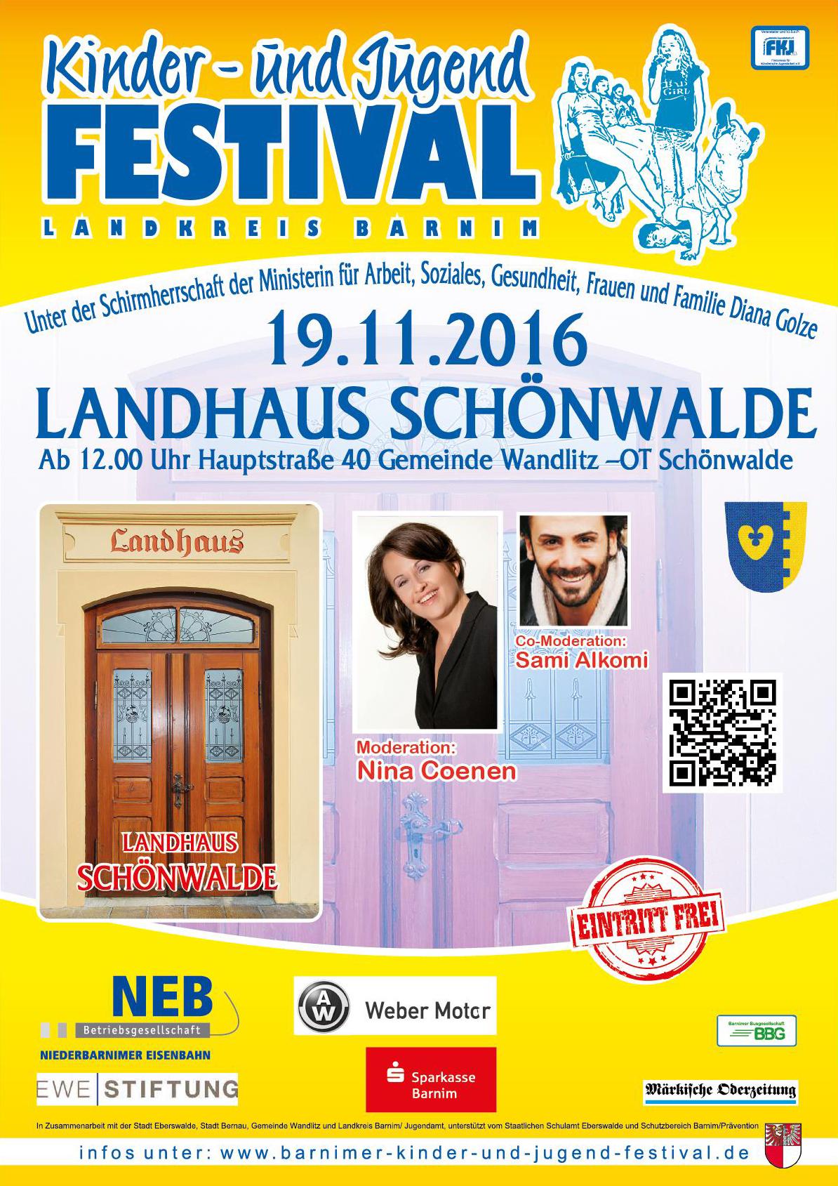 Vorfestival Schönwalde 2016
