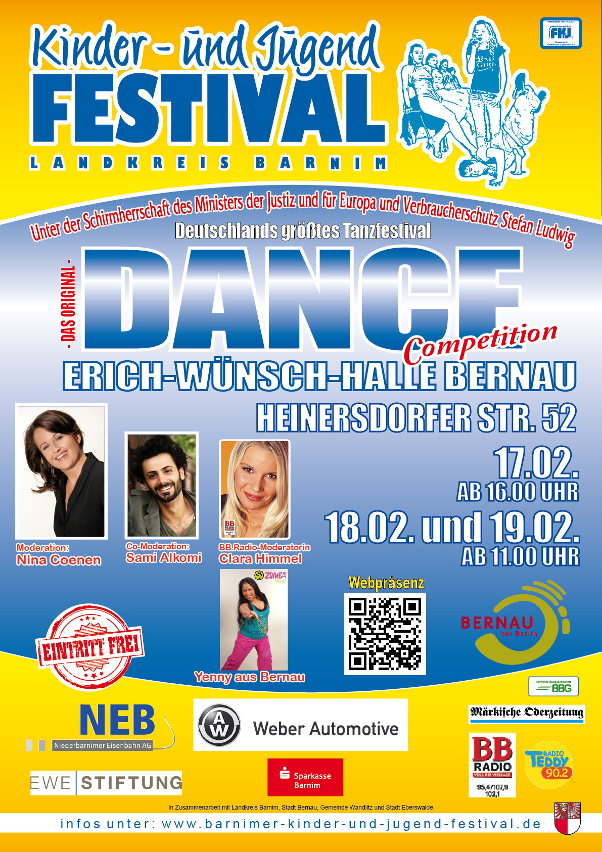 Dance Competition Bernau 2017