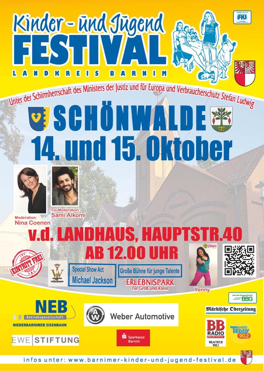 Vorfestival Schönwalde 2017