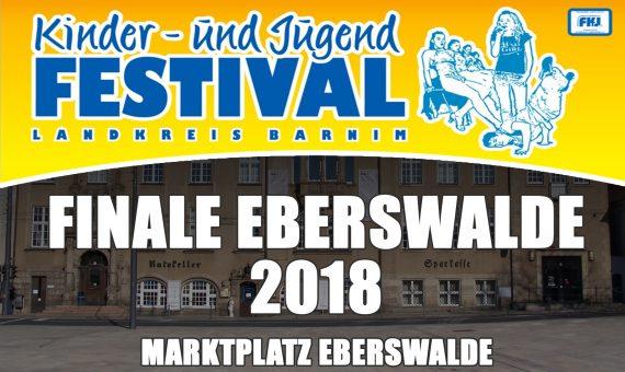 Finale Eberswalde am 05. und 06.05.2018