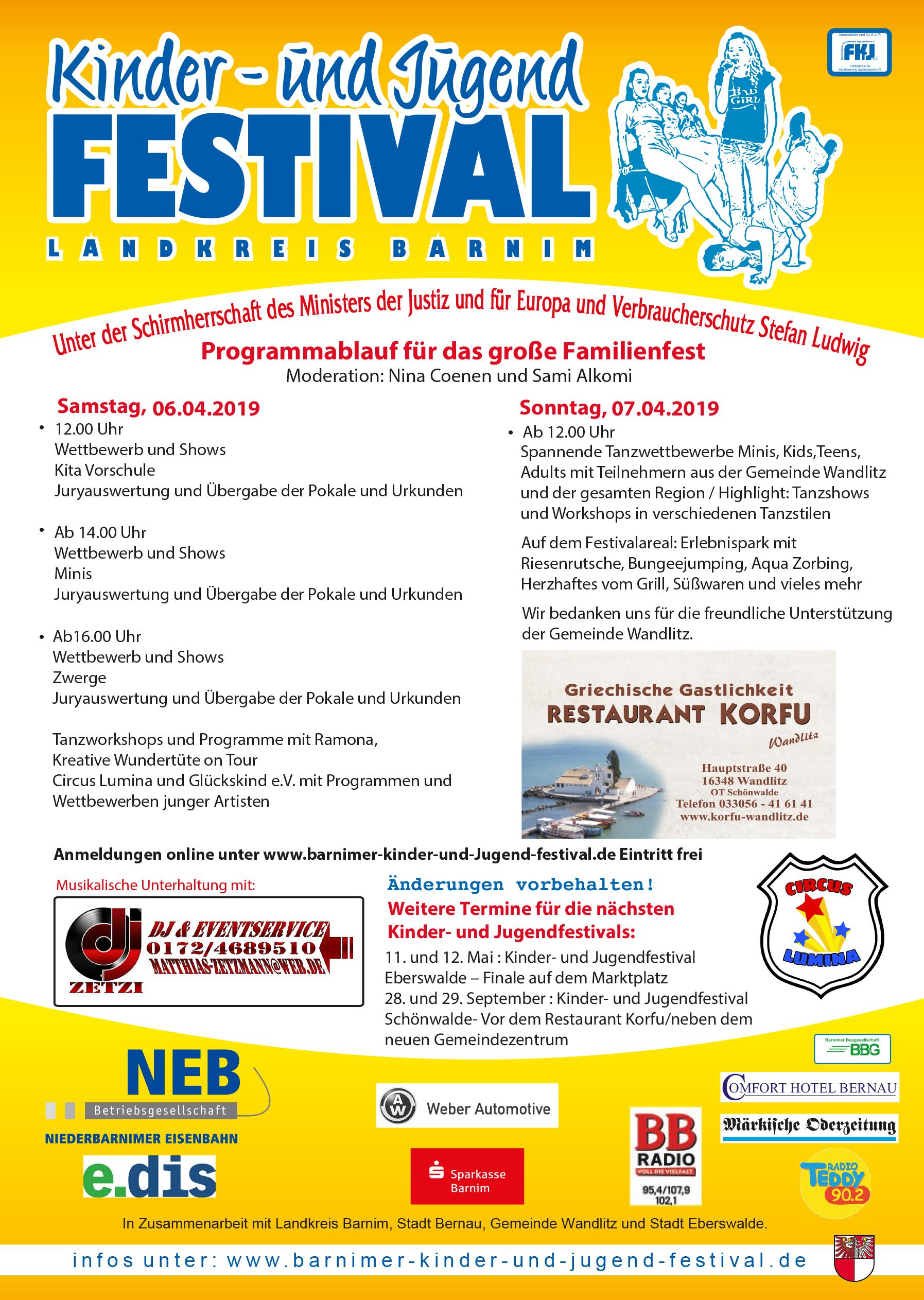 Plakat-OpenAir-Festival-Wandlitz-2019