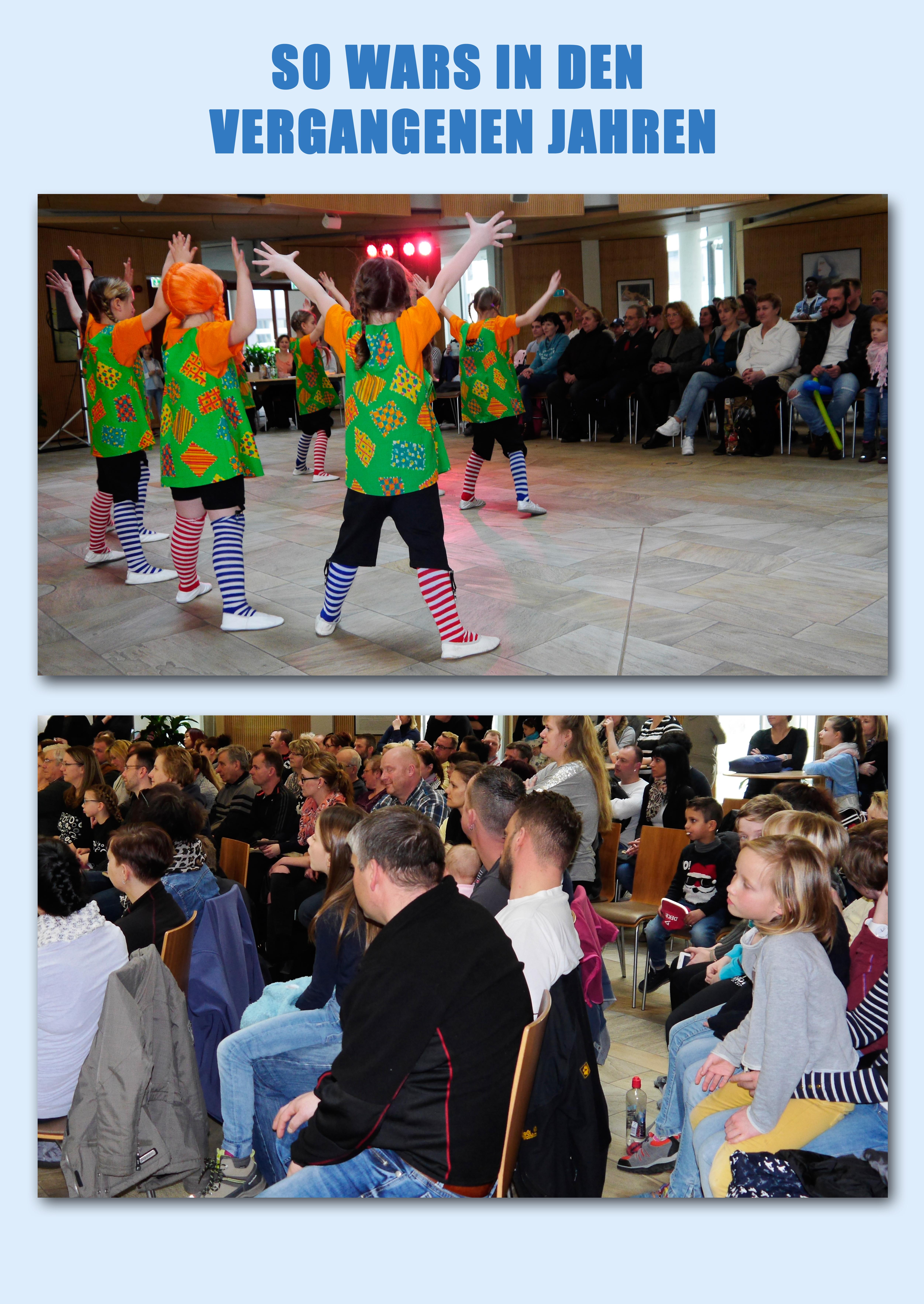 Bilder vom Kinder- und Jugendfestival in Eberswalde im März