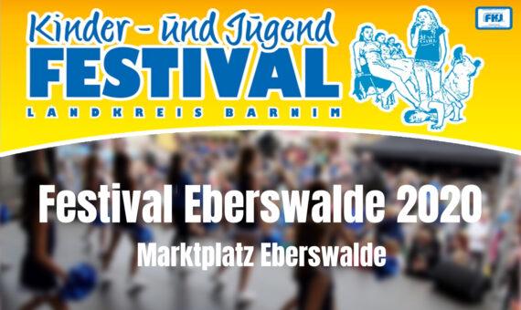 Festival Eberswalde am 05. und 06.09.2020