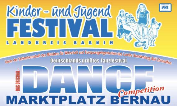 Dance Competition Bernau vom 20. bis 22.08.2021